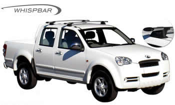 Great Wall V200 And V240 Roof Racks Sydney