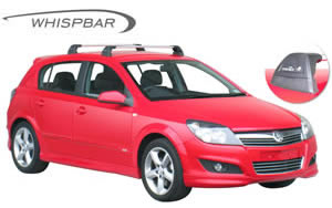 Roof racks Holden AH Astra