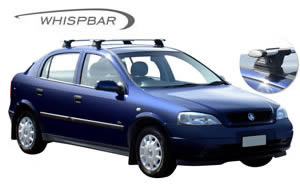 Holden Astra TS roof racks
