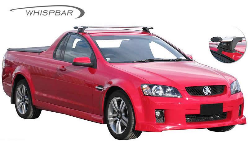 Holden Commodore Ute Roof Racks Sydney