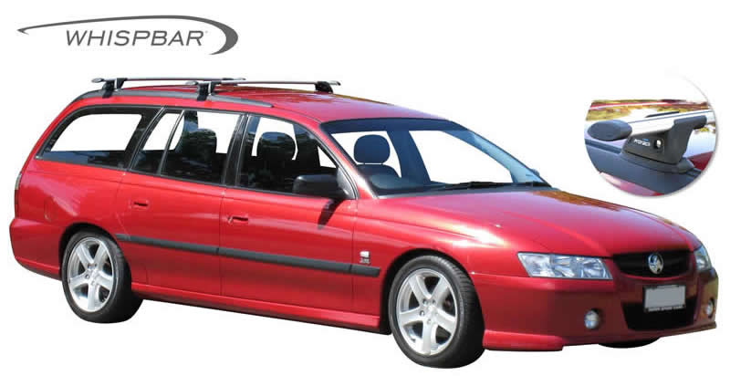ve commodore roof rack fitting instructions