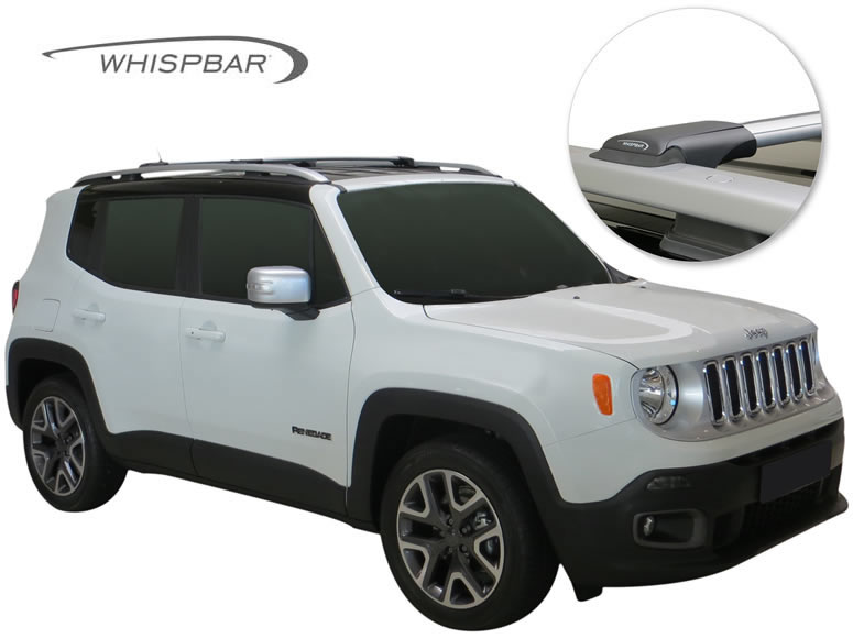 Jeep Renegade Roof Rack Sydney