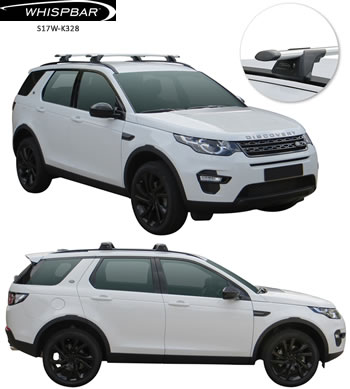 Land Rover Discovery Sport Roof Rack Sydney