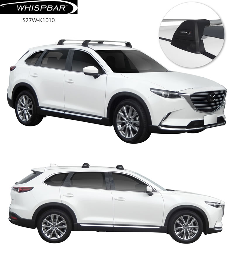 Exceptional Gallery Mazda CX9 (2016on) Roof Racks