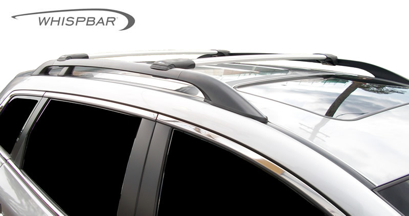 Perfect Prorack Roof Racks Fitted To Mazda CX9