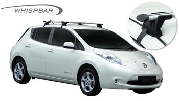 Roof racks Whispbar Nissan Leaf