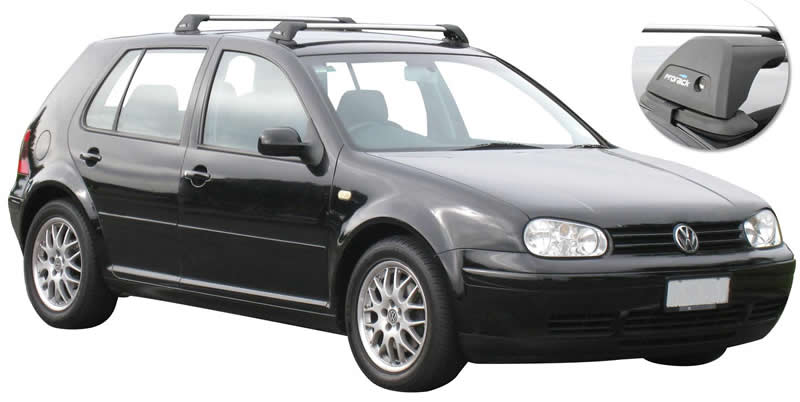 Lovely Gallery: VW Golf Mk4 Roof Racks