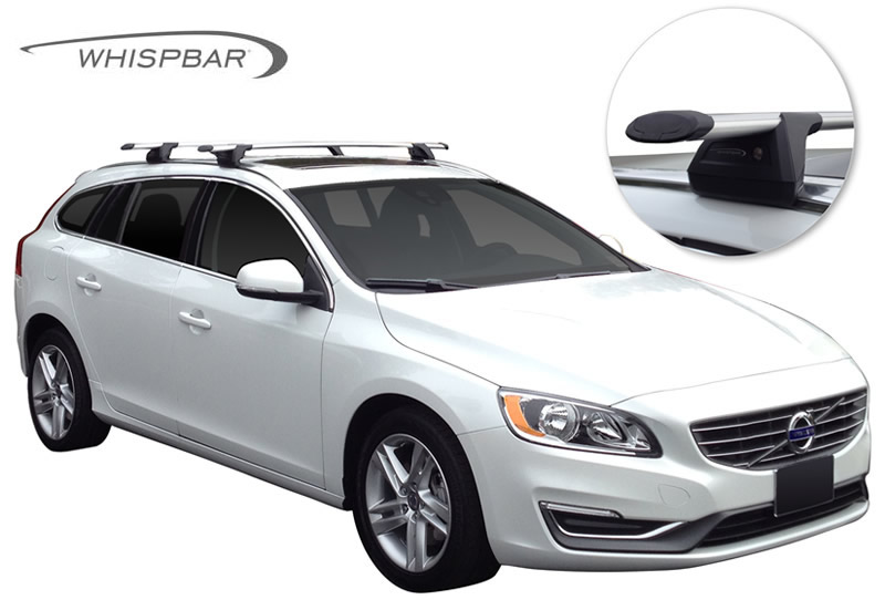 Volvo V60 Series Roof Racks Sydney
