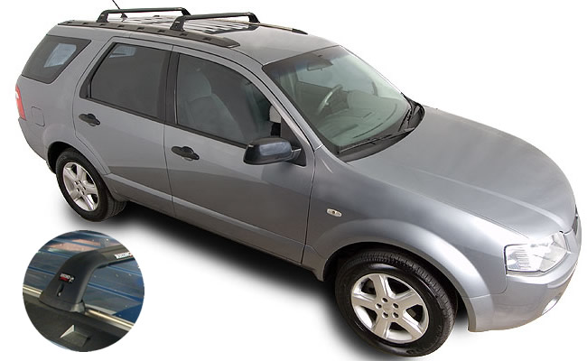 Ford Territory Roof Rack Sydney