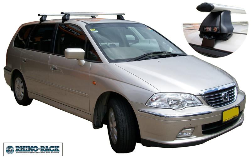 Honda Odyssey Roof Racks Rhino Rack
