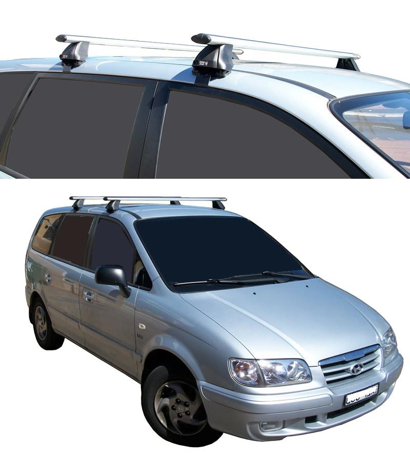 Hyundai Trajet Roof Rack Sydney