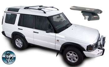 Landrover Discovery roof racks