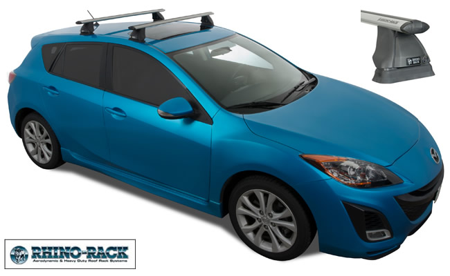tv thule mazda etrailer installation roof install aeroblade podium com video rack