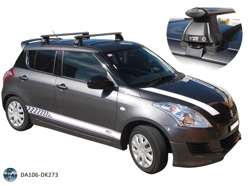 Suzuki Swift Roof Rack Sydney