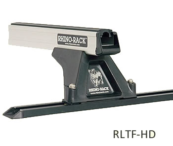 Rhino roof rack heavy duty track mount