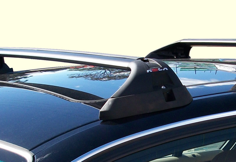 Delightful Rola Roof Rack Fixed Mount Close Up
