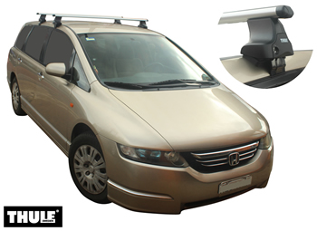 Honda S66 >> Honda Odyssey Roof Racks Sydney