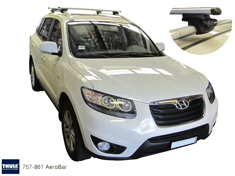 Hyundai Santa Fe Roof Rack Sydney