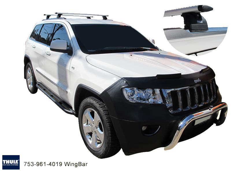 NEW Thule Flush Rail Fitting Kit 4019 for Roof Bars Jeep Grand Cherokee 2011on