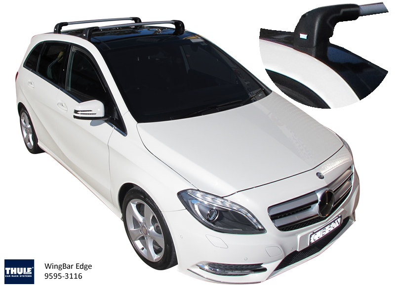 Mercedes b class roof racks sydney for Mercedes benz roof rails