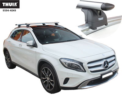 Roof racks Mercedes GLA