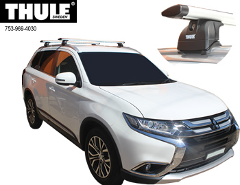 Roof racks Mitsubishi Outlander