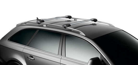 thule wingbar edge 9584 roof racks sydney. Black Bedroom Furniture Sets. Home Design Ideas