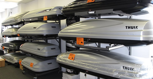 Car Roof Luggage Boxes